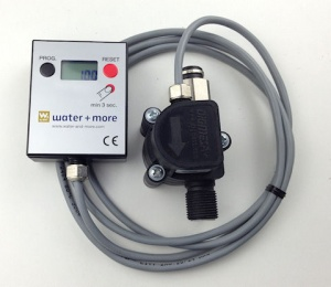 Flowmeter for Bestmax Water Filters